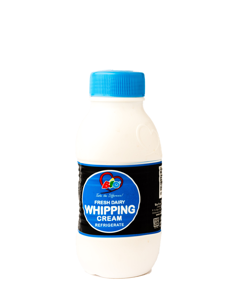 Bio - Fresh Dairy Whipping Cream 500ml