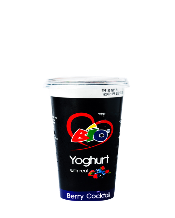 Bio - Yogurt With Real Cocktail berry