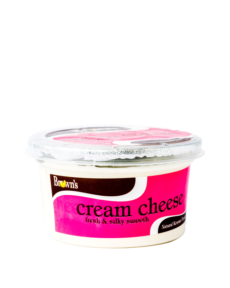 Browns Low Fat Cream Cheese 250g.