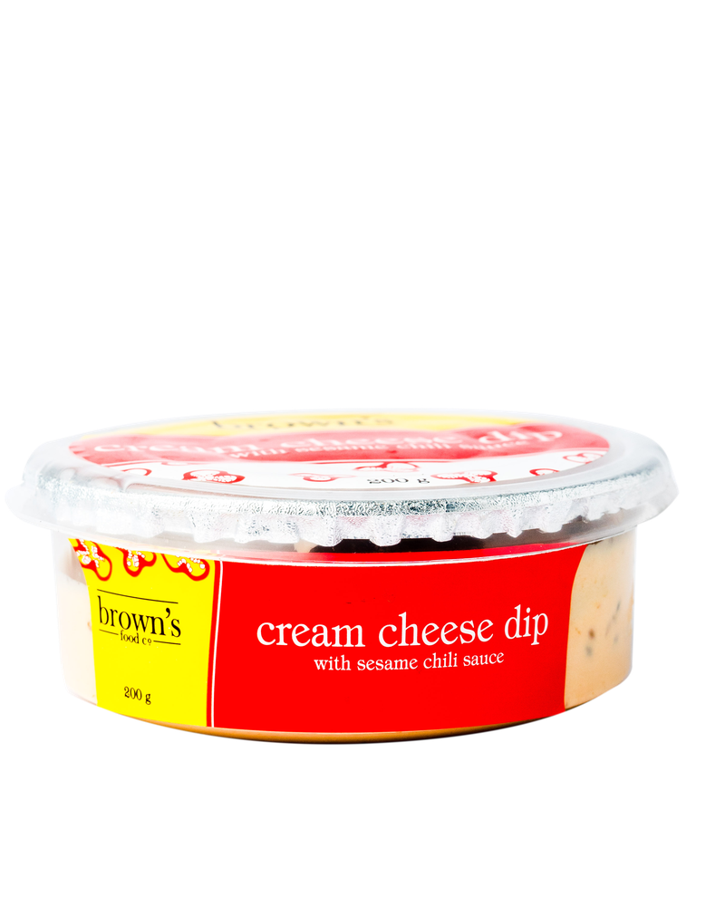 Browns Dip - Cheese Cream with Sesame Chili Sauce 200g