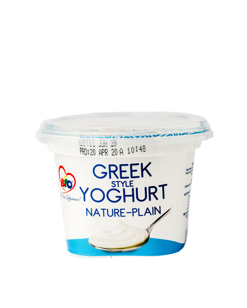 Bio Greek Style Yoghurt- Nature Plain 200ml