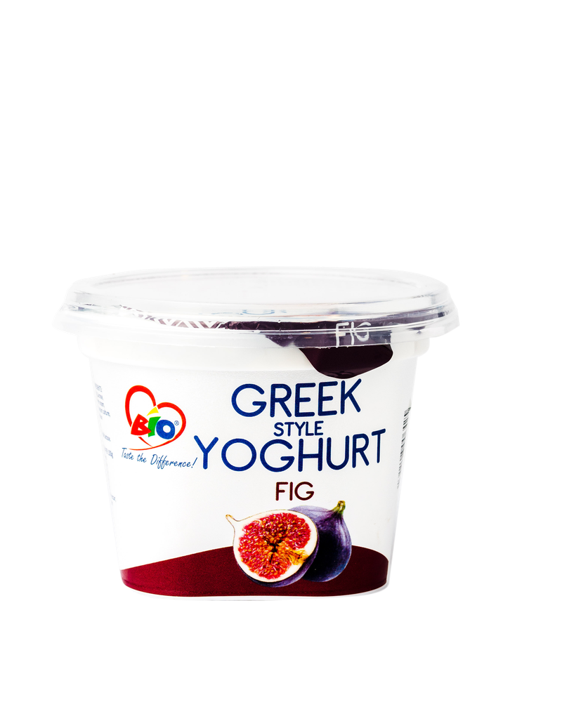 Bio Greek Style Yoghurt Fig 200g