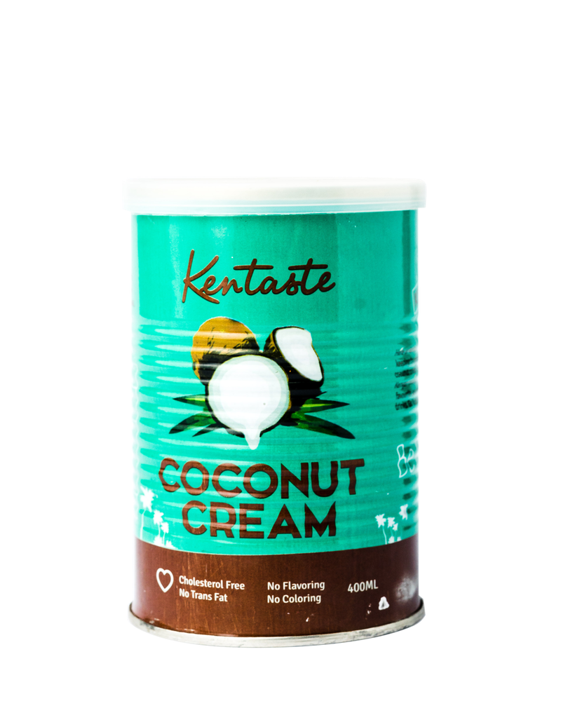Kentaste - Coconut Cream 400ml