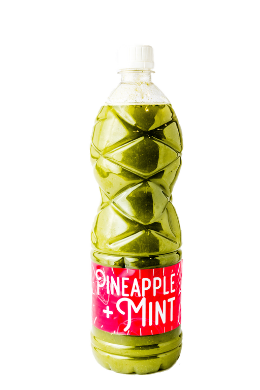 Fresh Pineapple +Mint Juice 1 Ltr online in Nairobi Kenya