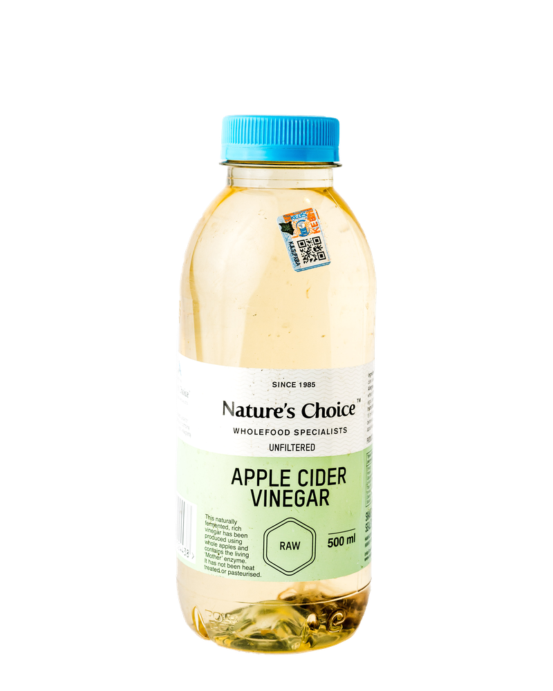 Nature's Choice Apple Cider Vinegar 500ml