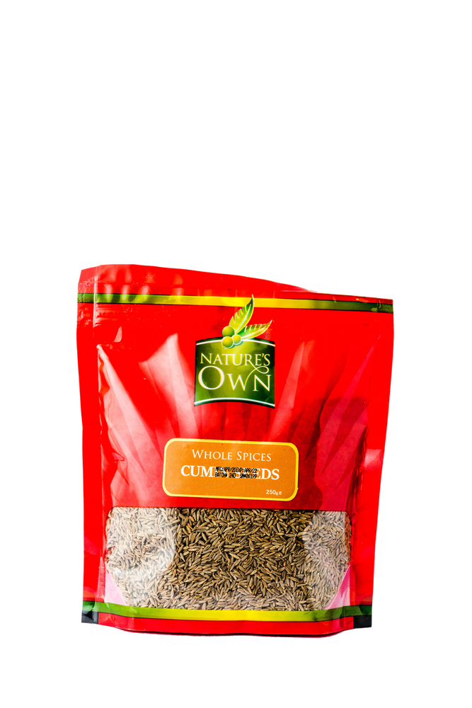 Nature's Own Cumin Seed Whole Sachet 250g