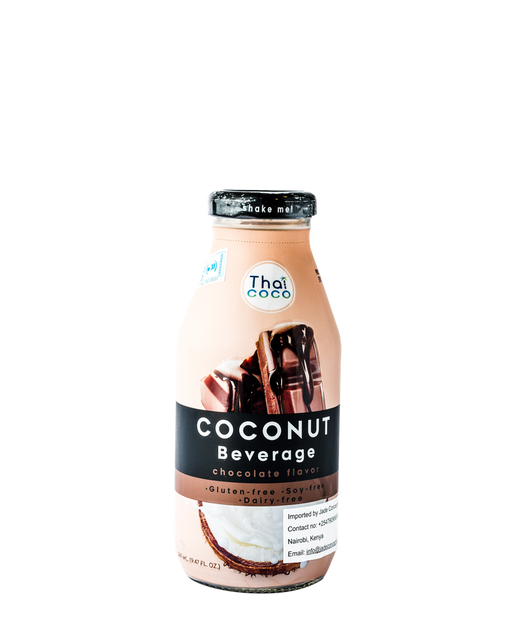 Thai Coco Beverage - Chocolate Flavor