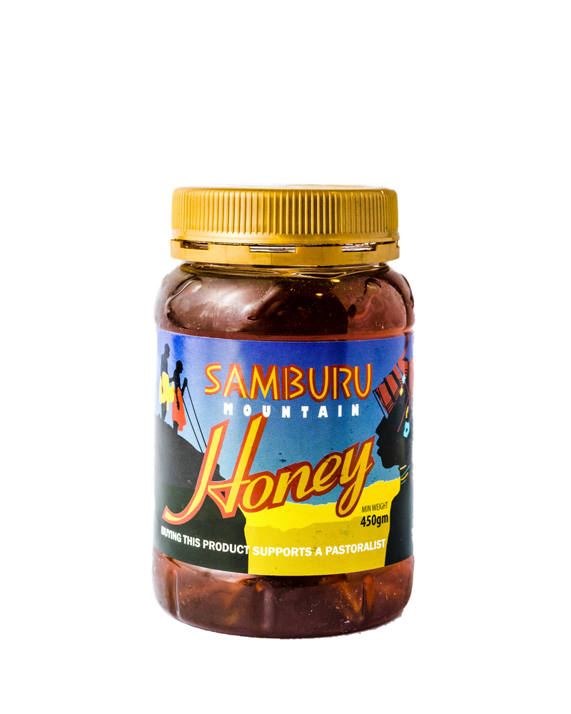 Samburu mountain honey 450g