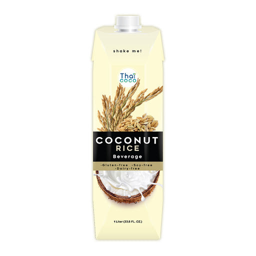 Thai Coco - Coconut Rice Beverage (Dairy Free)