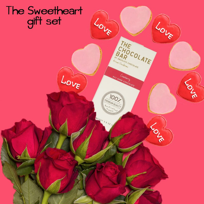 The Sweetheart Gift Set - Zucchini Greengrocers LTD