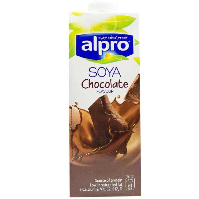 Alpro Soya- Chocolate 1 Ltr
