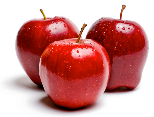 Apples Crisp Red