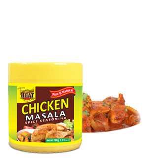Tropical Heat Chicken Masala Spice Seasoning 100g.