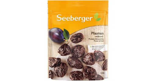 Seeberger Prunes Pitted 200g.