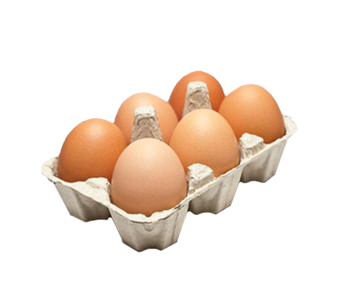 6 Eggs Packet( Ithanji Eggs) - Zucchini Greengrocers LTD