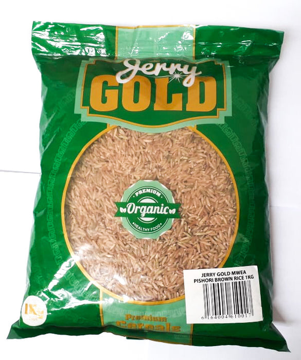 Mwea Pishori Rice -Jerry Gold - Zucchini Greengrocers LTD