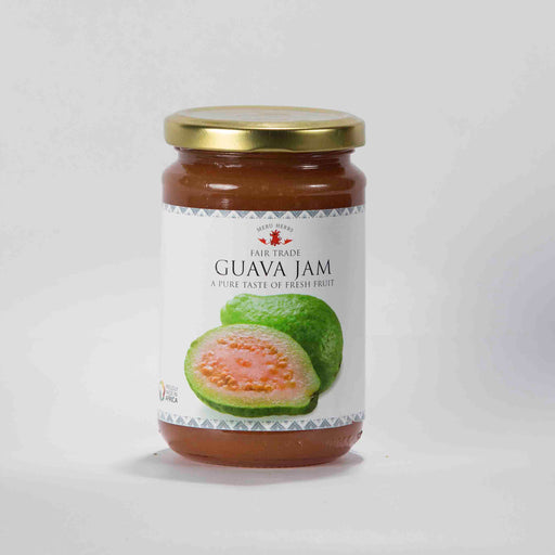 Meru Herbs Fair Trade Guava Jam 330g