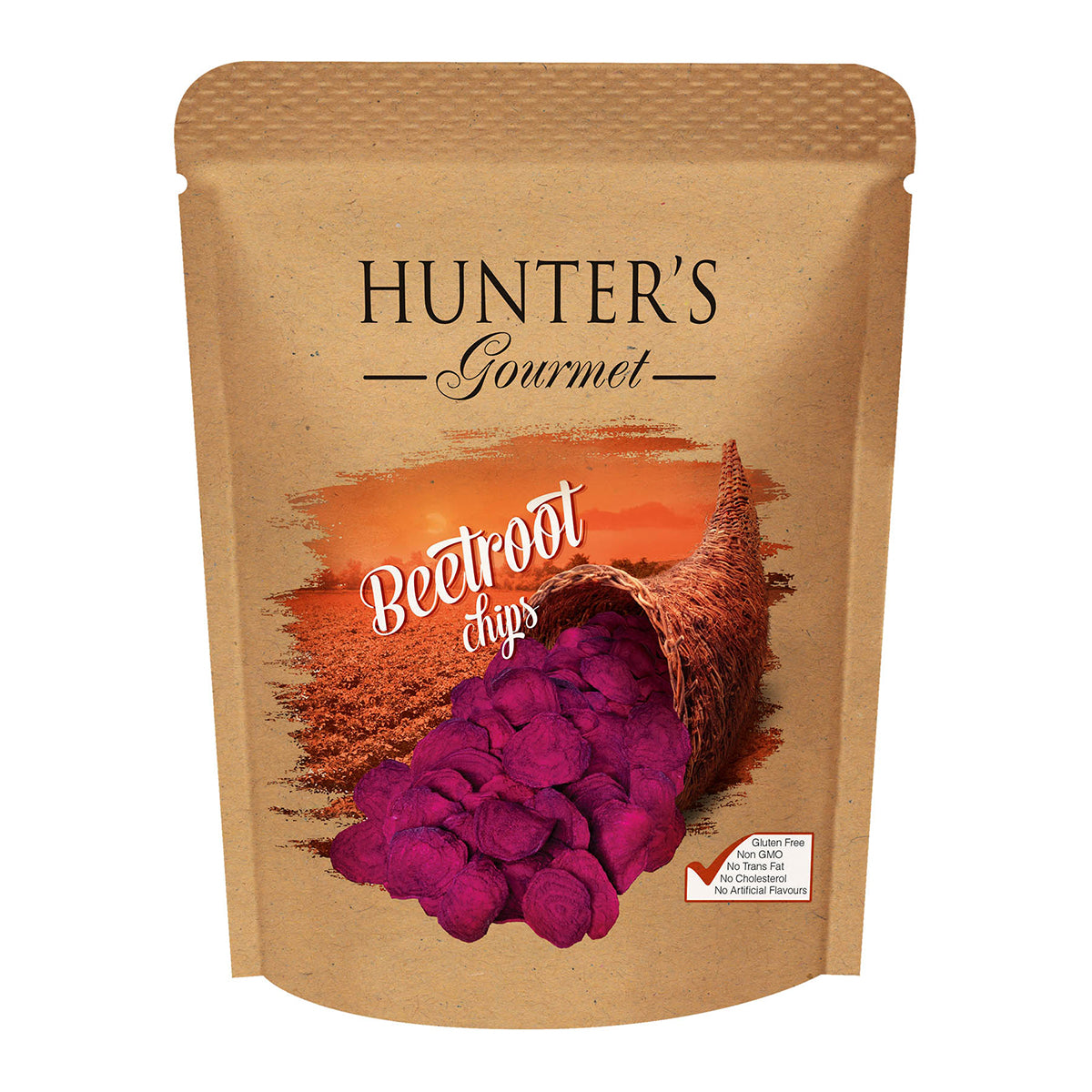 Hunters Beetroot Chips