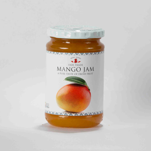Meru Herbs Fair Trade Mango Jam 330g