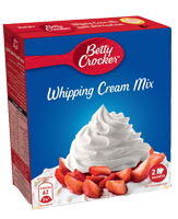 Betty Crocker Whipping Cream mix 70g