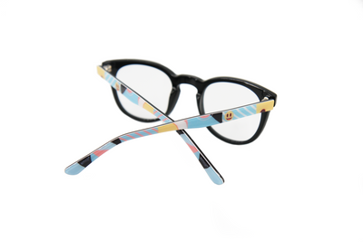 Eros Abstract eyeglasses by emoji®