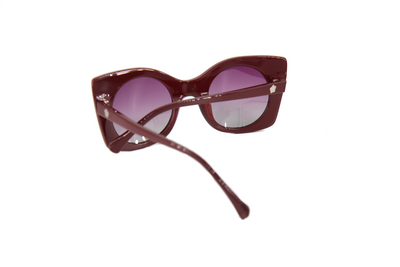 Betria Dark Red sunglasses by emoji®