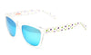 Bright diamond ice blue sunglasses by emoji®