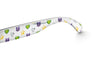 Bright diamond purple sunglasses by emoji®