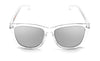 Bright cats warhol grey sunglasses by emoji®