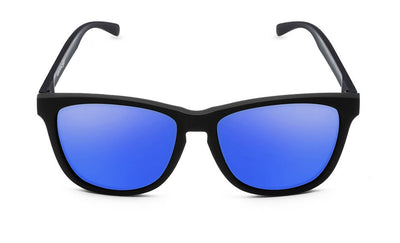 Blue total ice blue sunglasses by emoji®