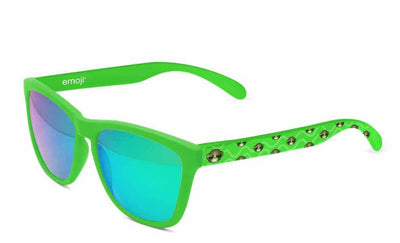"""MONKEY GREEN"" OFFICIAL EMOJI® SUNGLASSES FOR KIDS"
