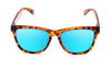 Monkey ice blue tortoise by emoji®