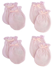 Infant Mittens (Pack of 4)