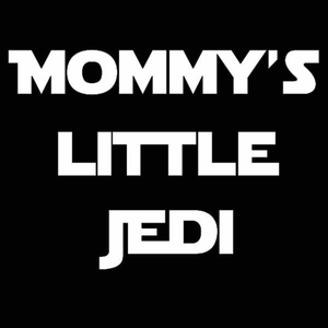 Mommys Little Jedi  Toddler T-Shirt