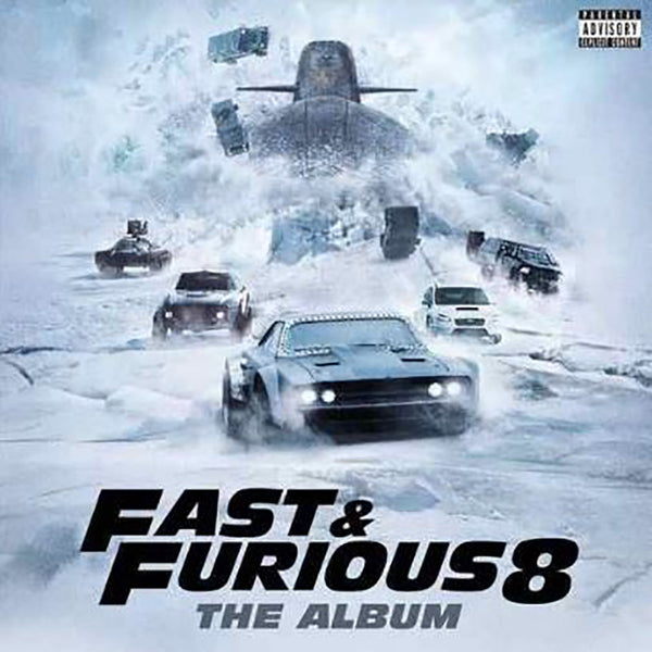 CAP7-O.S.T - FAST & FURIOUS & THE ALBUM
