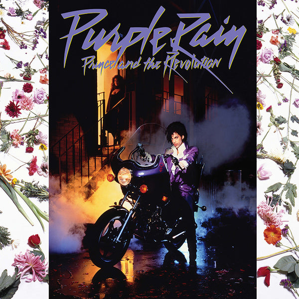 CAP7-PURPLE RAIN DELUXE