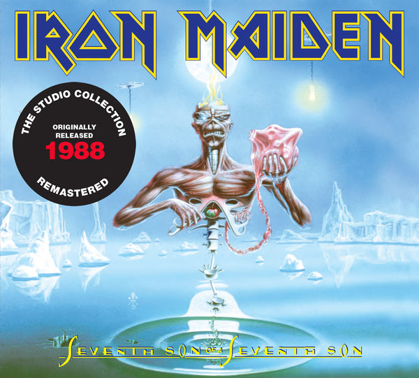 SEVENTH SON OF A SEVENTH SON (REMASTERED
