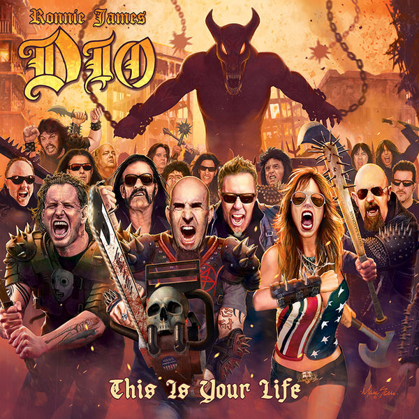 RONNIE JAMES DIO - THIS IS YOUR LIF