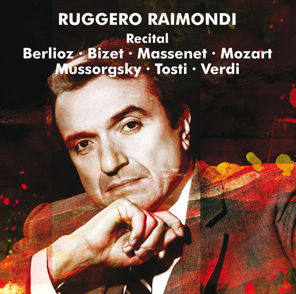 RUGGERO RAIMONDI RECITAL