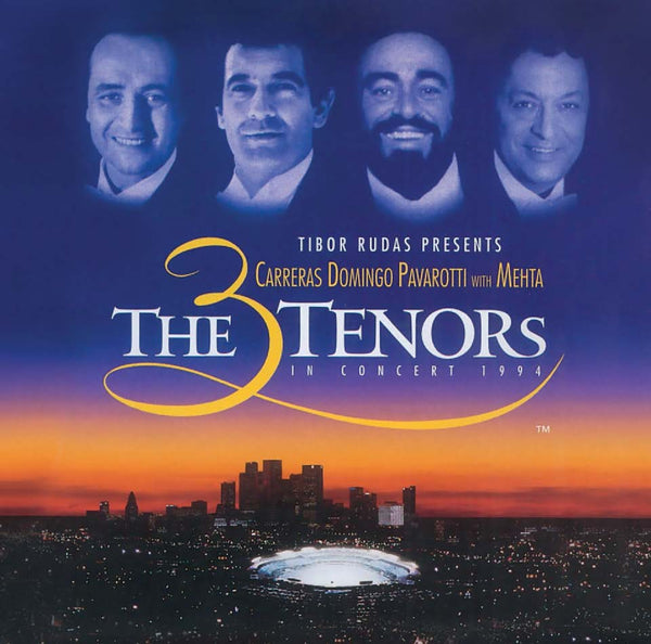 THE 3 TENORS IN CONCERT 1994 - INTERNATI