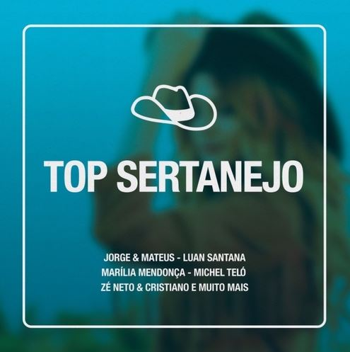 CAP7-TOP SERTANEJO - CD