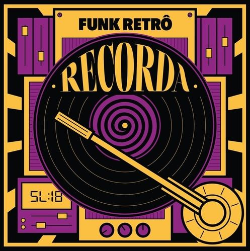 RECORDA - FUNK RETRO - CD