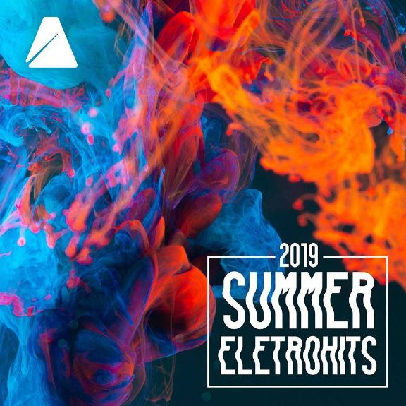 SUMMER ELETROHITS 2019 - CD
