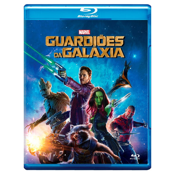 GUARDIOES DA GALAXIA - BD