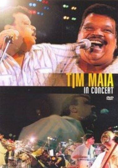 CAP7-TIM MAIA IN CONCERT (DVD)