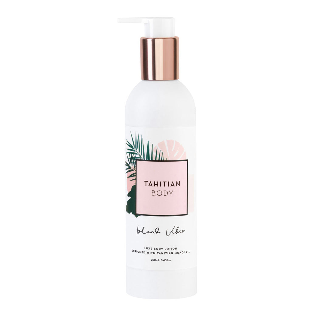 Luxe Body Lotion - Island Vibes 250ml / 8Fl. Oz