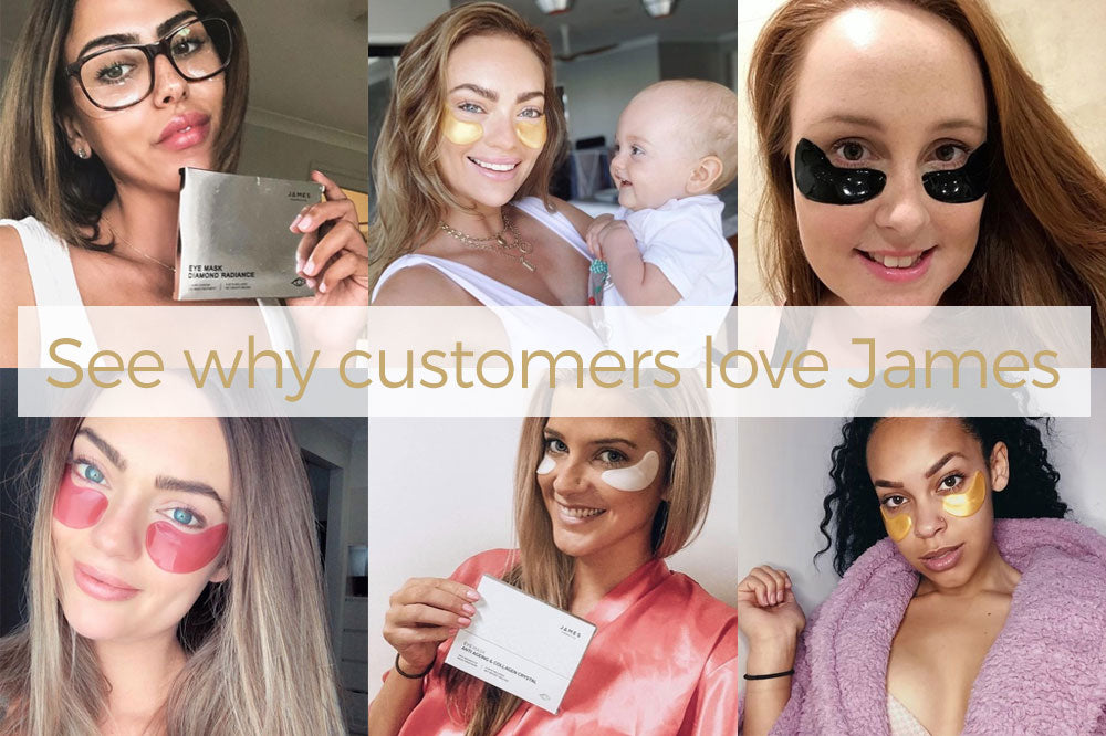 See why customers love James