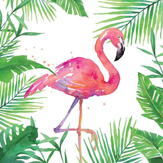 Tropical Flamingo Napkins