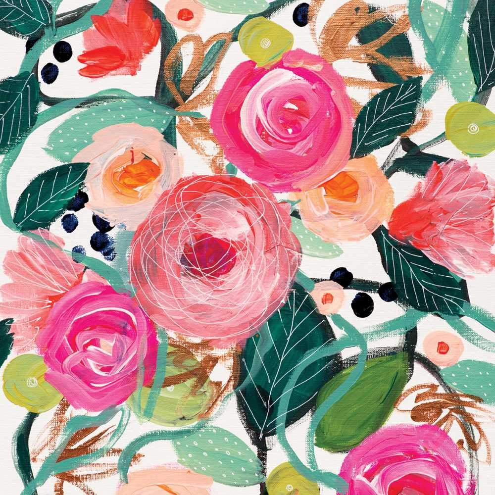 La Belle Rose Napkins