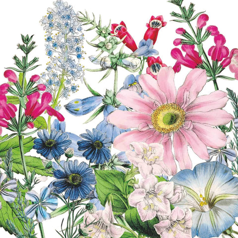 Floriculture Lunch Napkin